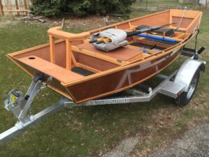 Custom Built Boats by Bitterroot Boat Works